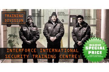 Interforce International Security Training Centre