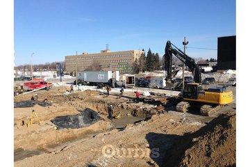 Equipement Martel Excavation à Shawinigan: LES EQUIPEMENTS MARTEL