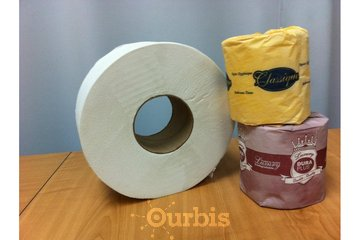 Produits Sanitaires Industriels Dami Inc in Sainte-Catherine: papier hygiénique