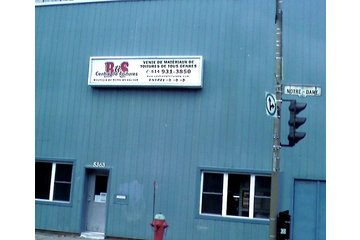 Centre de Toitures B & S Ltée à Montréal