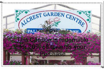 Alcrest Garden Centre- Palmer Greenhouse in Creston