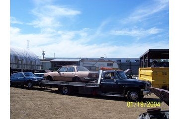 Campbell's Scrap Car Pickup in Vancouver