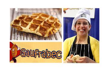 Gaufrabec in Montréal: Moi