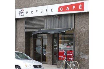 Presse Café à Montréal
