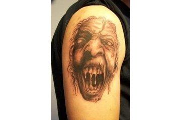 Sin on Skin Tattoo Studio in Halifax: Sin on Skin