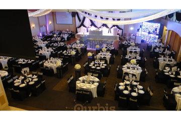 Riverside Banquet Halls in Richmond: color themed wedding