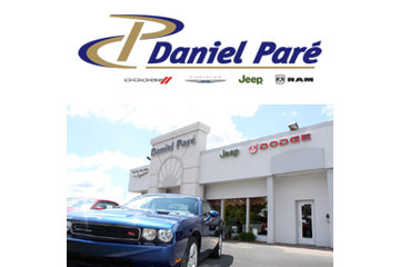 Daniel Pare Dodge Chrysler Inc