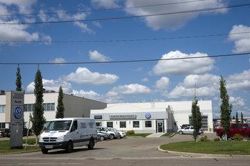 Southgate Volkswagen Audi Collision Repair Centre