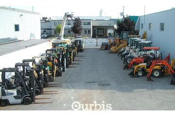 Réparations S M in Mascouche: Location de chariot élévateur