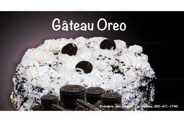 Crémerie Des Moulins in Terrebonne: Gâteau oreo