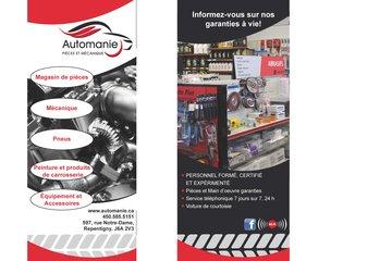 Automanie Inc in Repentigny