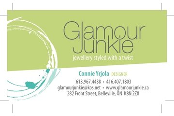 Glamour Junkie... Jewellery styled with a twist!
