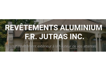 REVÊTEMENTS ALUMINIUM F.R. JUTRAS INC.