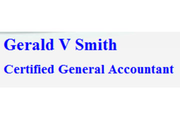 Gerald V Smith, Certified General Accountant