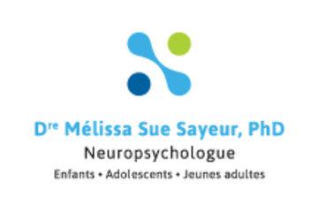 Dre Mélissa Sue Sayeur Neuropsychologue