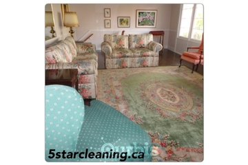 5 Star Cleaning, 24/7 Water Damage Restoration in Richmond Hill: Rug, Carpet and Upholstery cleaning