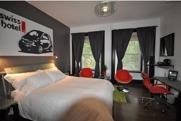 Swiss Hotel in Ottawa: Swiss Hotel Superior Queen Room