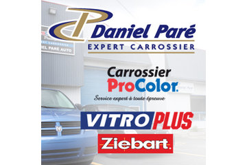 Daniel Paré Carrosserie Procolor
