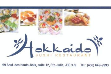 Hokkaido Sushi Restaurant in Sainte-Julie: La carte de fidèlité