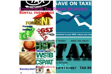 Economical tax brampton