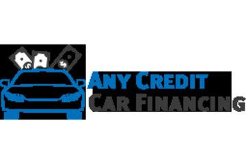 Any Credit Car Financing