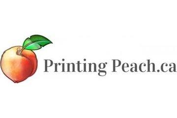 Printing Peach