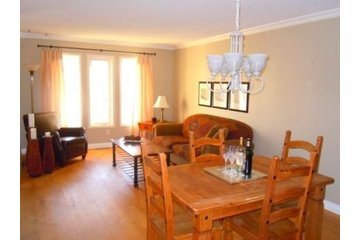 Ready to List Home Staging & Design in Brooklin: after - living/dining room