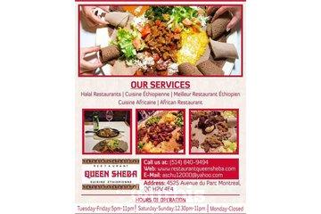 Restaurant Queen Sheba | Restaurant Ethiopian in Montreal