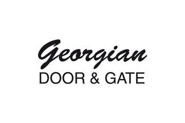 Georgian Door & Gate