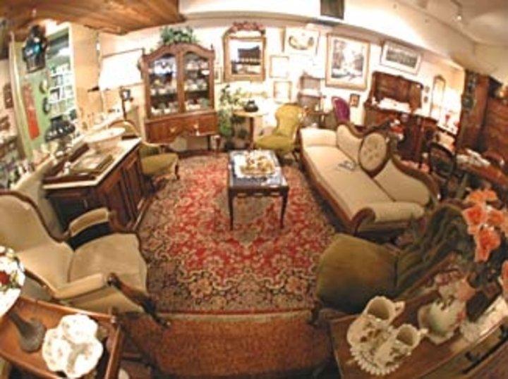 Mildreds Collectibles  Antique Furniture Edmonton AB  Ourbis
