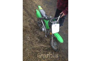 AUTO VTT MOTO A VENDRE in Sainte-Anne-des-Monts: Mini cross