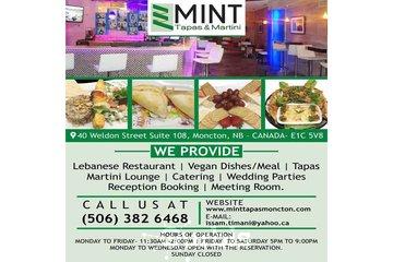 Mint Tapas Martini Restaurant