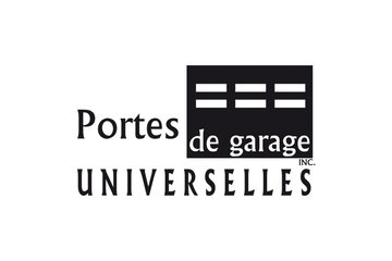 Portes de garage Universelles Inc in Saint-Mathieu-de-Beloeil