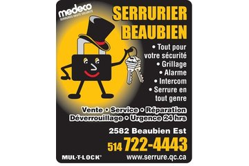 Serrurier Beaubien