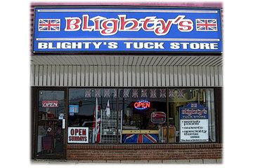 Blighty's Tuck Store