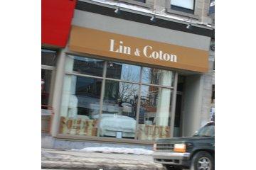 Lin & Coton à Montréal
