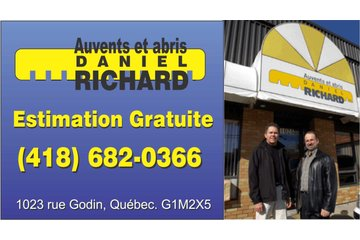 Auvents et Abris Daniel Richard Inc