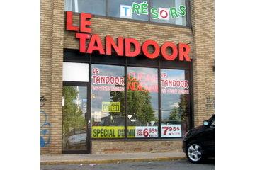Au Restaurant Le Tandoor
