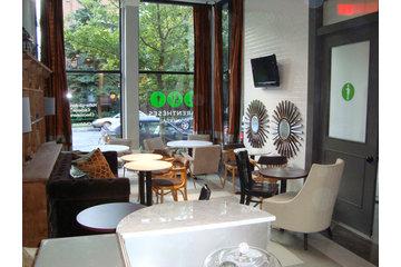 Parenthèses Montréal à Montréal: espace café