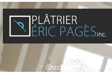 Plâtrier Éric Pagès Inc