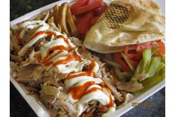 Mozy's Shawarma in Waterloo