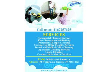 Expert Cleaners Inc.   Quality Mobile Repair in Perth
