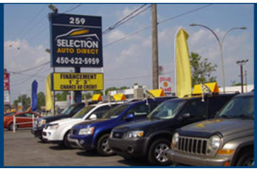 Selection Auto Direct in Laval: Marchand de voitures d'occasion