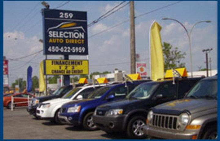 Selection auto direct laval qc ourbis for Garage qui vend des voitures d occasion a credit