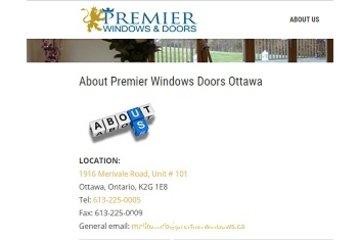 Premier Windows & Doors Ottawa