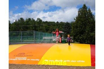 Camping Choisy à Rigaud: Jumping pillow