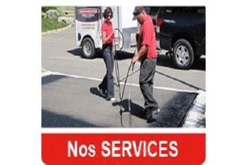 Asphalte Protect - Scellant - Protecteur - Traitement et Réparation à Québec à St-Agapit: pic3
