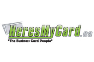 HeresMyCard.ca in Airdrie: logo