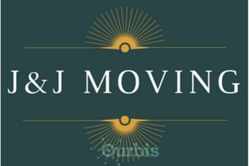 J And J Moving Services in toronto: logo