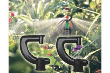 Dubois Agrinovation in Saint-Rémi: mini sprinkler naan